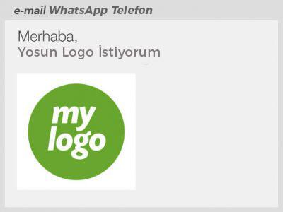 Yosun Logo İşlem Sırası 1